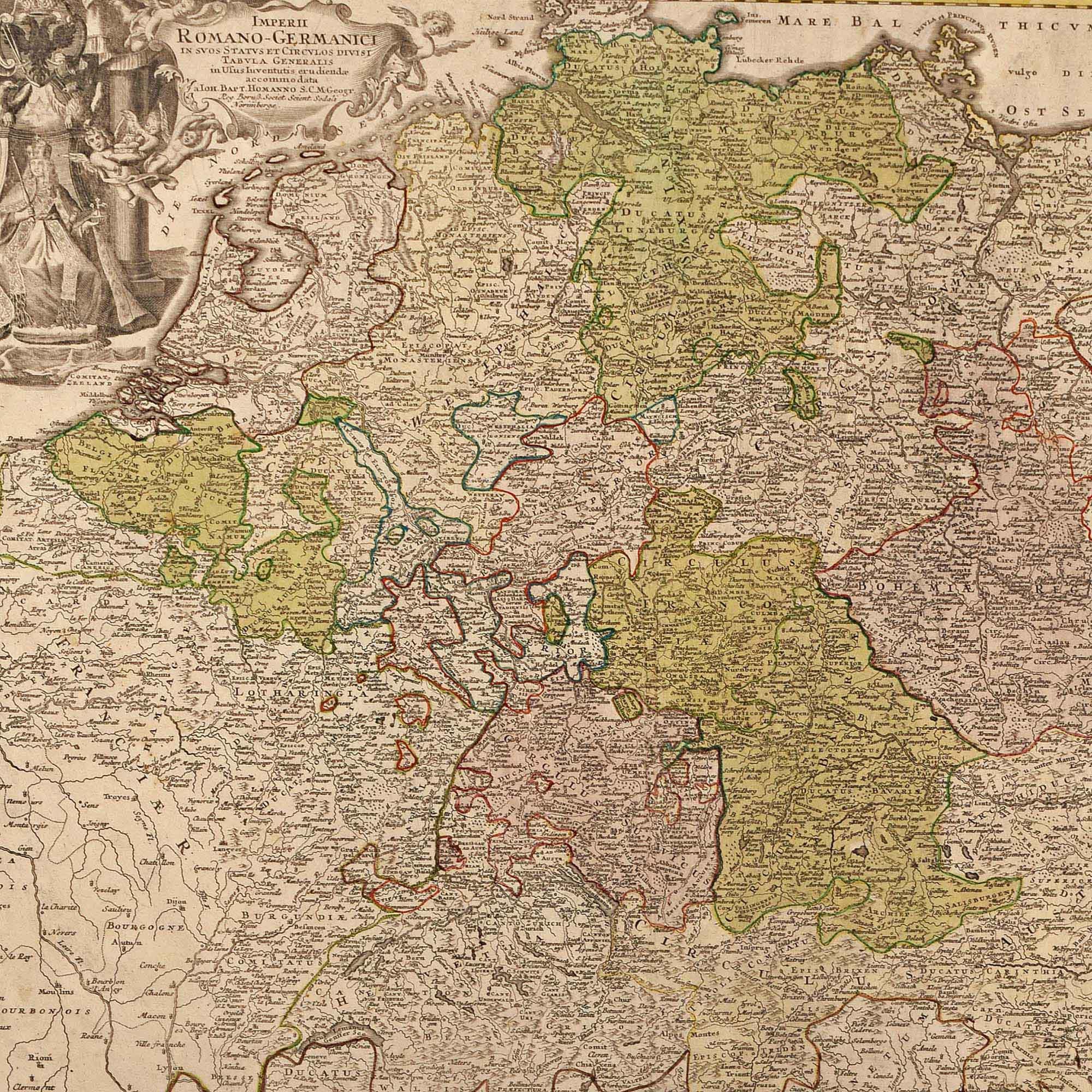 Römisches Reich Karte.Karte Heiliges Römisches Reich Lotsearch De