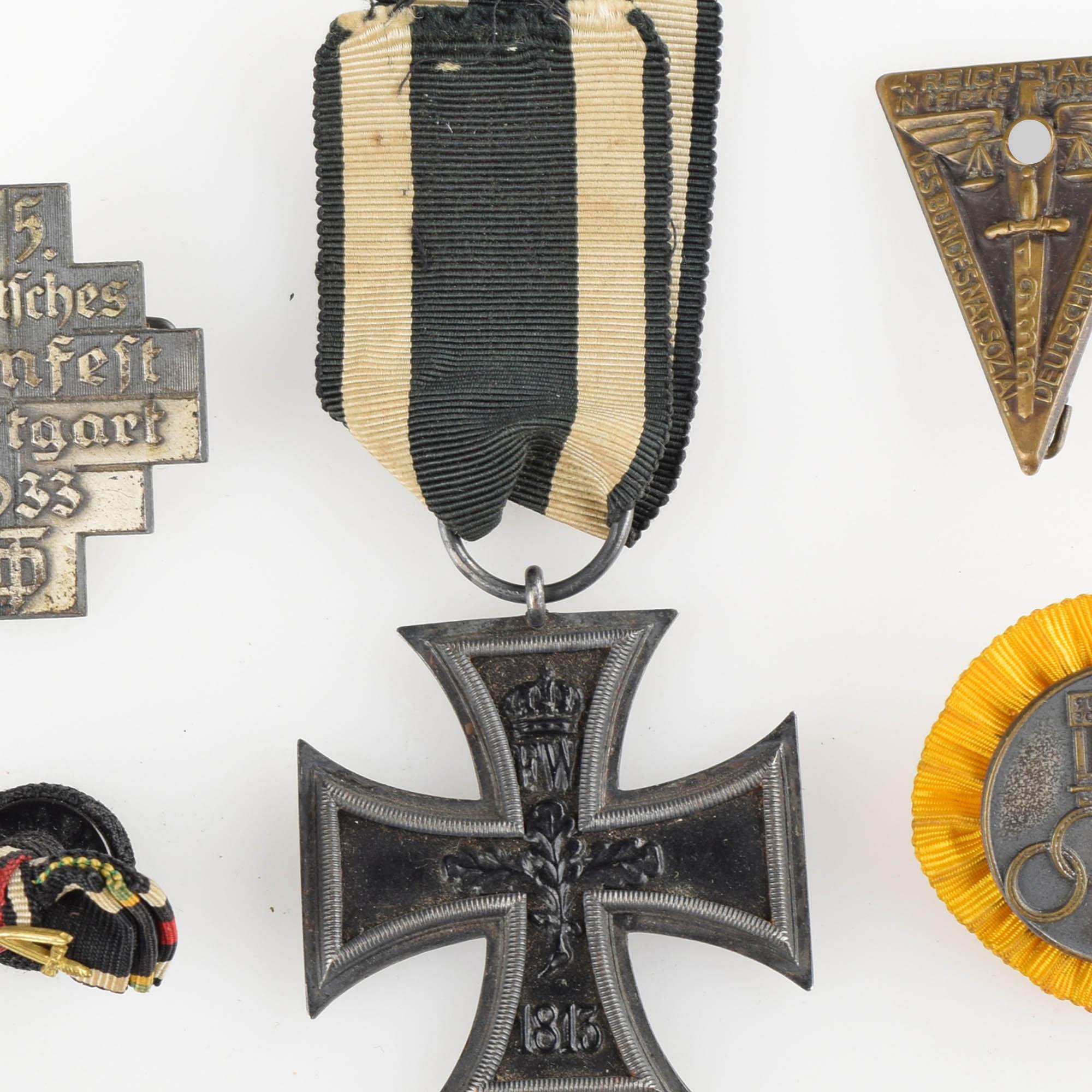 Konvolut Auszeichnungen und Abzeichen