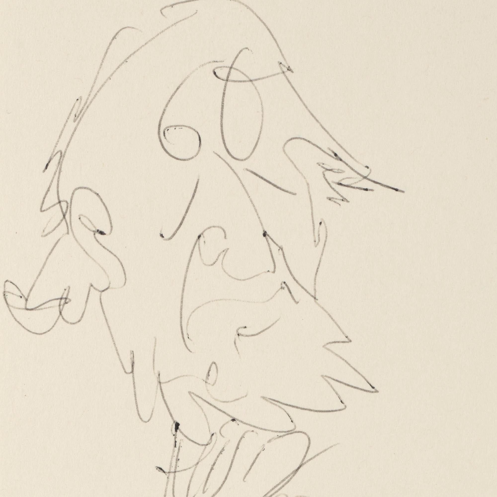 Heisig, Bernhard (1925 Breslau - 2011 Strodehne)
